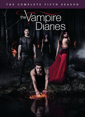 The Vampire Diaries - Stagione 5 (5 Dvd) WARNER HOME VIDEO