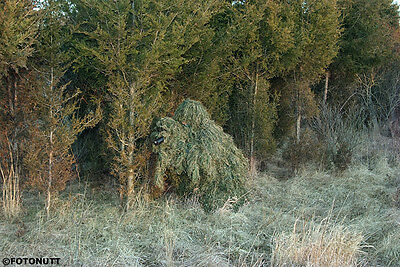 New Paintball Sniper Or Hunting Ghillie Suit Camo