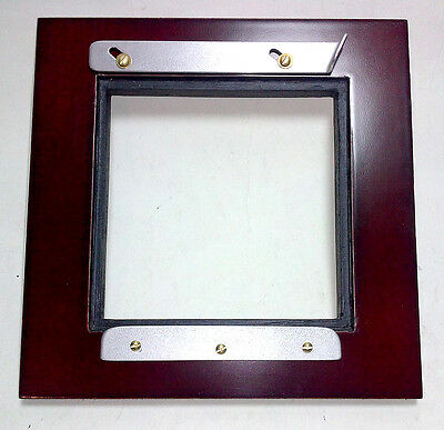 """1 ADAPTER 6x6SC for 4x4"""" Wisner boards to Kodak 2D 8""""x10"""" made of  1/2"""" Plywood"""