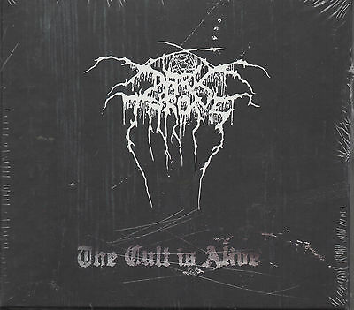 Darkthrone - The Cult Is Alive CD /  New / Sealed Clambox (2006) Black Metal