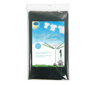Rotary Washing Line Cover Fits to Protect against all Weather Conditions