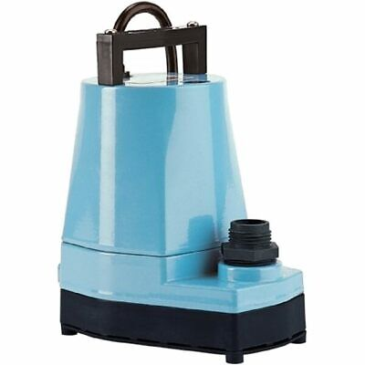 Little Giant 5-MSP - 20 GPM 1/6 HP Submersible Utility Pump 230V