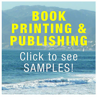 Book Printing / Book Publishing