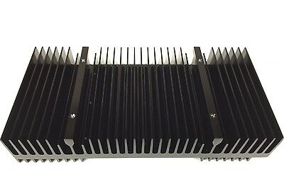 "NEW EXTRA LARGE HEAVY DUTY ALUMINUM HEAT SINK for COOLING 9-7/8""L x 4-7/8""W"