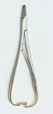 "Mathieu Needle Holder 7"" with TUNGSTEN CARBIDE Dental Surgical Instruments"