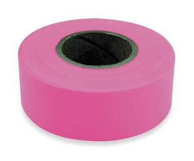 17003 Flagging Tape, Fluorescent Pink, 150 ft