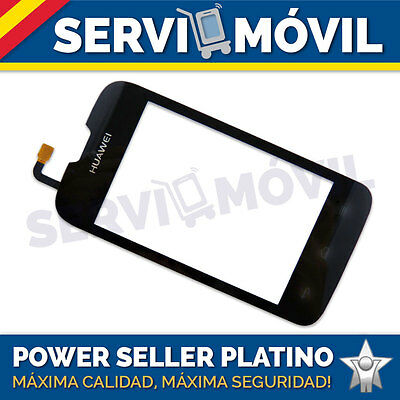 Pantalla Tactil para Huawei Y210 Negra Digitalizador Touch Negro Screen Black