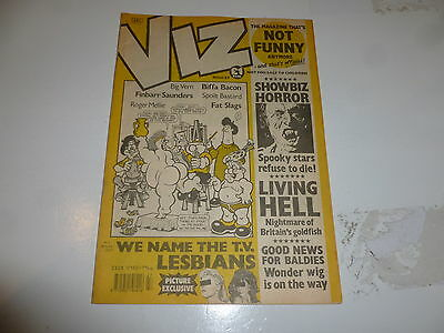 Viz Comic - Issue 47 - Date 1991 - UK PAPER COMIC