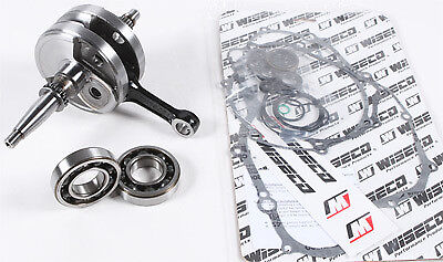 Wiseco Crank Shaft/Gaskets/Bearings/Bottom End Rebuild Kit Yamaha WR250F WPC141