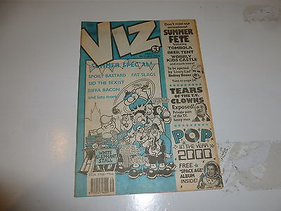 Viz Comic - Issue 49 - Date 1991 - UK PAPER COMIC