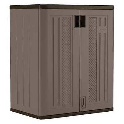 SUNCAST BMC3600 9 cu. Ft. Resin Base Storage Cabinet