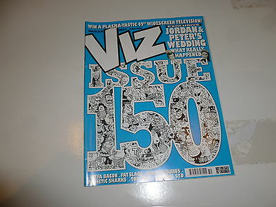 Viz Comic - Issue 150 - UK PAPER COMIC
