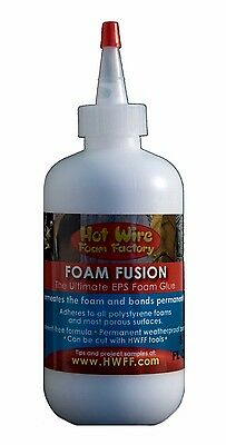 Non Toxic Foam Safe Glue - Foam Fusion 8oz #028B-8