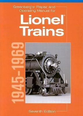Greenberg's Repair and Operating Manual for Lionel Trains