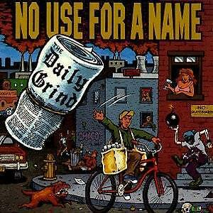 No Use For A Name - The Daily Grind  Cd