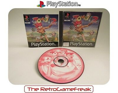 ■■■ Playstation 1 / PS1: Tombi! 2 - Complete / CIB / OVP ■■■