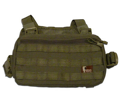 Hill People Gear Recon Kit Bag (RANGER GREEN) Concealed Carry/Survival Kit