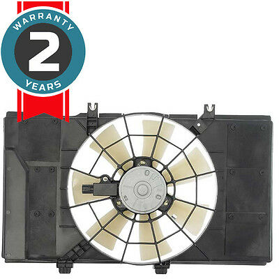 NEW 620-019 RADIATOR FAN ASSEMBLY WITHOUT CONTROLLER 2000-2001 NEON