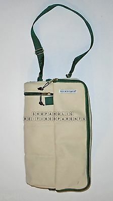 Wine Champagne Beverage Tote Carrier – 7-Piece Set – Stays Chilled - New $70