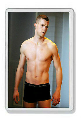 Russell Tovey 002 (Looking, Being Human, Him & Her) Fridge Magnet *Great Gift!*