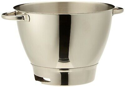 Aw36385A Kenwood Chef Stainless Steel Bowl With Handles Genuine- In Heidelberg