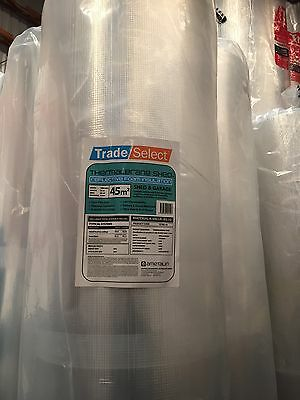 TradeSelect ThermalBrane Shed only insulation 1500mm wide 30m Long 45m2 roll