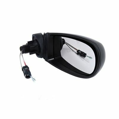 Fiat Punto Mk2 1999-2006 Black Manual Door Wing Mirror Drivers Side Right O/s