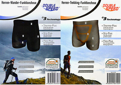 Trekking,Wander Funktionshose,+3 Technology,Thermo-Plus,Flex-Plus,Dry-Plus, Var.