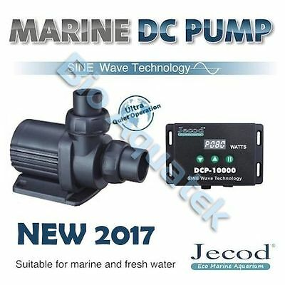 Jebao / Jecod  Variable Flow DC Aquarium Pump & Controller Marine Freshwater