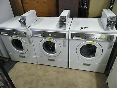 coins operated washing machine