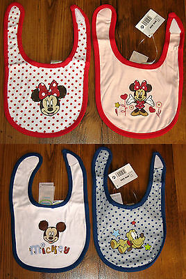 Baby Disney * 73983 Minnie Mouse Latz * 2 Stck