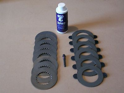 "Ford 8.8"" - Traclok Posi - Clutch Pack Kit - Lsd - With Additive & Bolt F8.8Cpk"