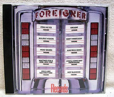 Foreigner CD USED CD