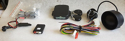 Laserline 211 Car Alarm and Immobiliser with Ultrasonics