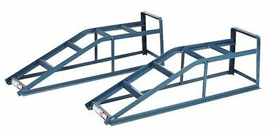 Sealey Car Ramps 1 Tonne Capacity Each Inspection Ramp Vehicle Maintenance