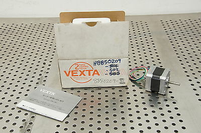 Vexta PX244M-02BA stepping motor NEW 2 phase 0.9 degree/step