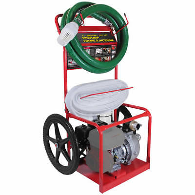 """BE HPFC-2070R - 126 GPM (2"""") Fire Fighting Cart w/ Powerease Engine"""