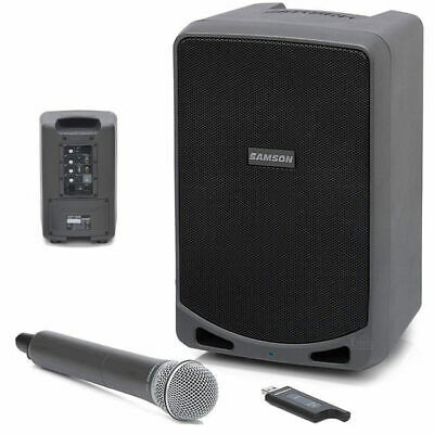 Samson Expedition XP106W Rechargeable PA inc Wireless Mic with Bluetooth 100W