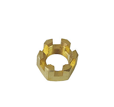 Kronenmutter Propellermutter für Suzuki 20 - 30 PS Propeller Mutter