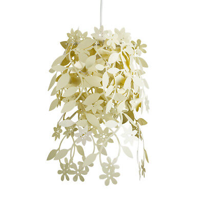 Cream Vintage Shabby Chic Style Ceiling Pendant Light Shade Chandelier Lampshade