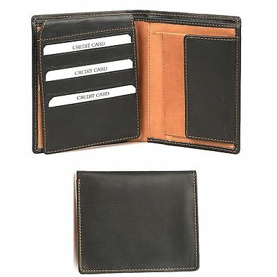 Golunski Zen24 New Unisex Quality Wallet In Super Smooth Leather By Golunski