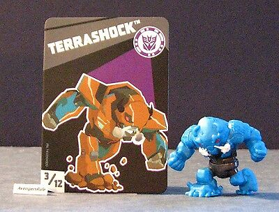 Transformers Tiny Titans Series 2 Robots in Disguise 3/12 Terrashock