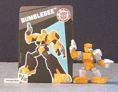 Transformers Tiny Titans Series 2 Robots in Disguise 11/12 Bumblebee