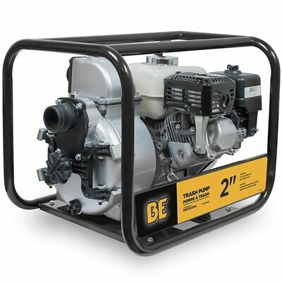"BE TP-2065HR - 180 GPM (2"") Trash Pump w/ Honda GX Engine"