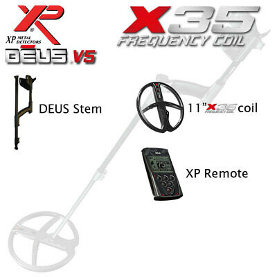 "XP Deus Lite V4 with 11"" Coil & Remote"