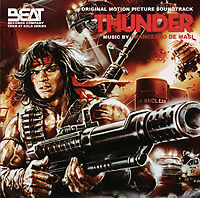 Thunder 3  Cd Colonne Sonore