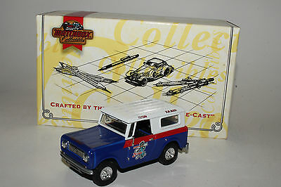 MATCHBOX COLLECTIBLES YYM38242 1961 INTERNATIONAL SCOUT U.S. MAIL DELIVERY TRUCK
