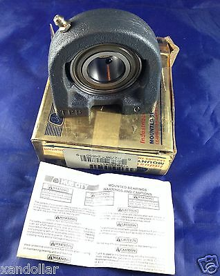 "Bearing Pillow Block Hub City Tpb250X1 - 1"" Bore"