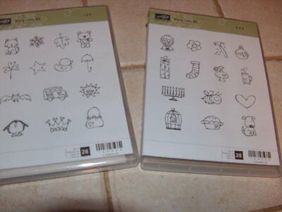 Stampin Up!  stamp set Every Little Bit