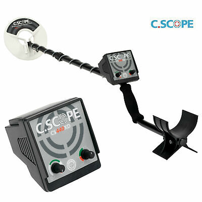C Scope CS440XD + Battery - Machine Only, Land/Beach